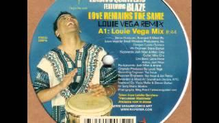 VR035   Luisito Quintero feat  Josh Milan   Love Remains the Same