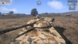 ArmA 3 gameplay di squadra italiano co50 domination ITA HD 1080p