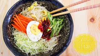 Jjolmyeon Recipe (korean Spicy Cold Chewy Noodles)  쫄면 만들기