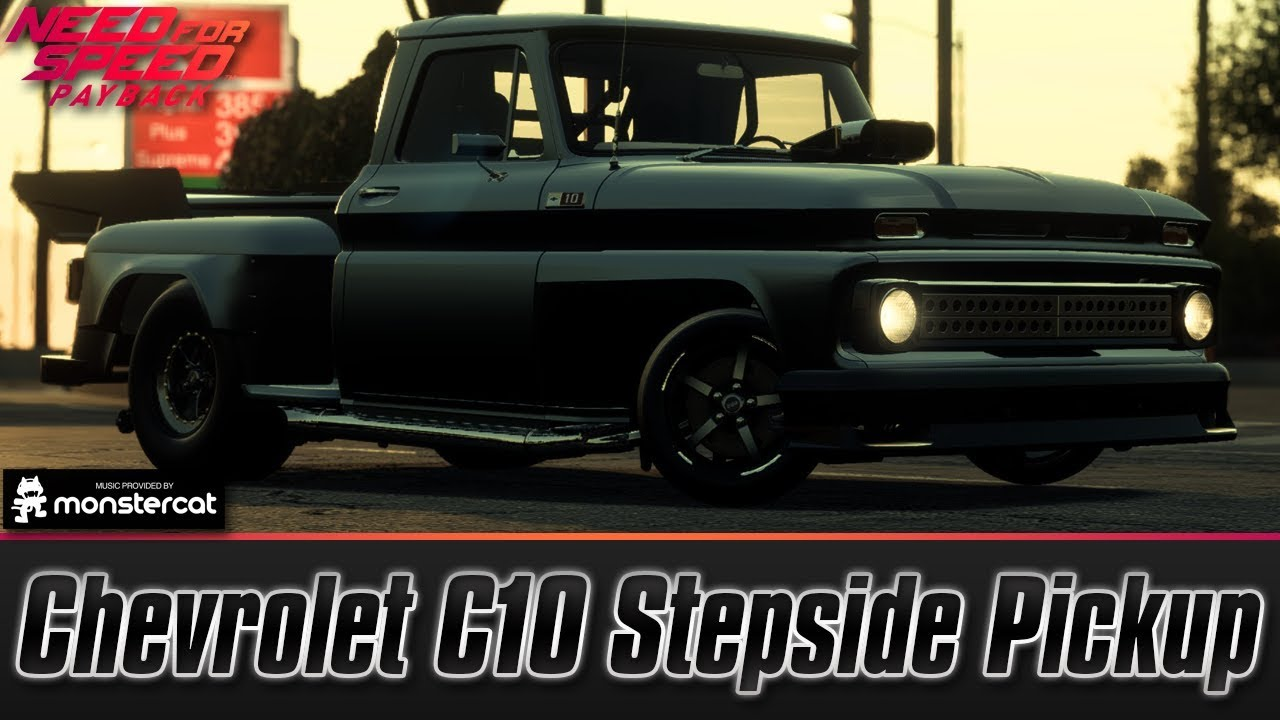 need for speed payback chevrolet c10 stepside pickup. Black Bedroom Furniture Sets. Home Design Ideas