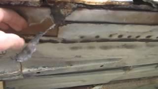 ВАЗ 2110 ремонт порогов(Это видео создано с помощью видеоредактора YouTube (http://www.youtube.com/editor), 2014-08-21T10:28:23.000Z)