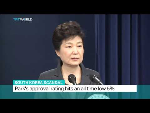 South Korea Scandal: President Park Geun-hye issues second apology