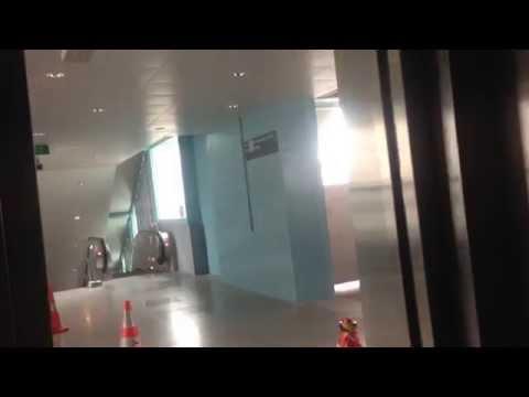 New IFE Elevator At SMRT Clementi MRT Station