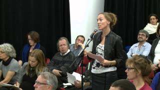 Vers le Plan stratégique 2014-2019: échanges avec le Syndicat des chargés de cours