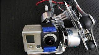 видео Отличие 3-осевой и 6-осевой стабилизации в квадрокоптерах