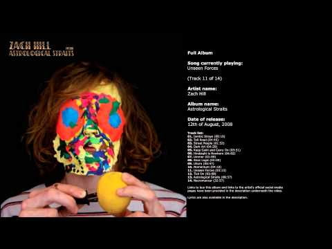 Zach Hill - Astrological Straits (Full Album)