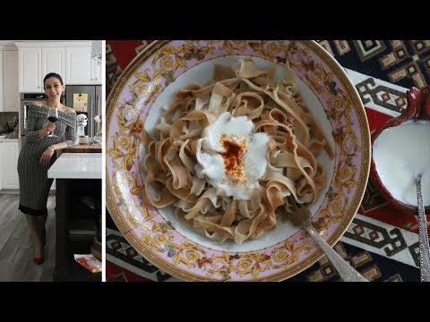 Аришта - Домашняя Лапша - Армянская Кухня - Рецепт от Эгине - Heghineh Cooking Show In Russian