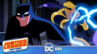 Justice League Action | Time Heroes! | DC Kids