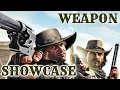 Call of Juarez: Bound in Blood - All Weapons Showcase (60 FPS)