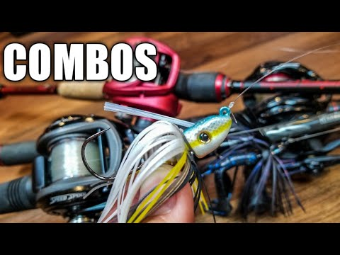 How To Choose A Baitcasting Combo For SWIM JIGS:  *BASS FISHING FOR BEGINNERS*  (NEW SERIES)