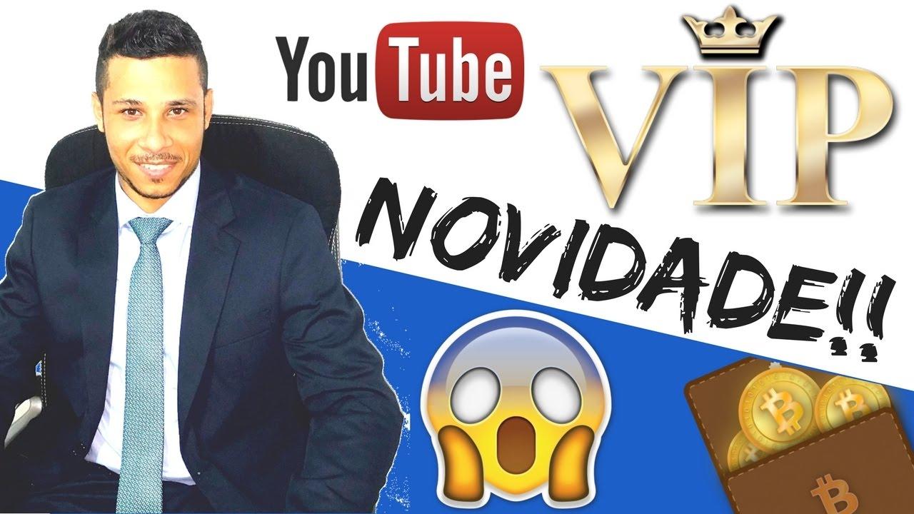 Resultado de imagem para canal no youtube do ronaldo bitcoin