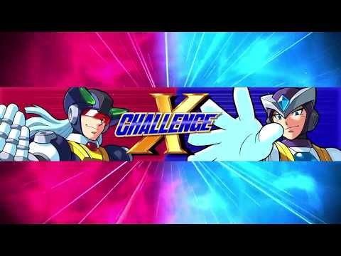 Mega Man X Legacy Collection 2 X Challenge Finale! Stage 9 Normal  