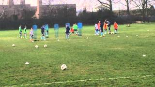 March 23rd Training 1 WHUFC