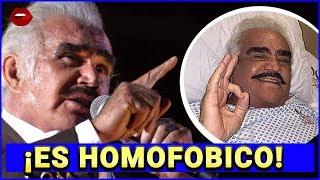 Vicente Fdez  Desprecia Trasplante por Temor a Donante Gay o Drogadicto