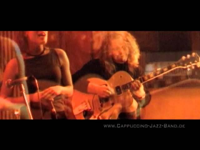 Cappuccino Jazz Band - Live Ausschnitte im MAGAZIN4