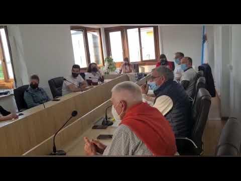 Unanimidad en el pleno de Barreiros para pedir la intervención temporal de la fábrica de Aluminio