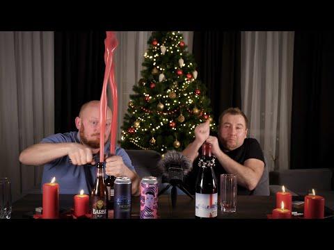 ТБП(18+): Новогодняя подборка пива