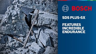 Bosch SDS plus-5X
