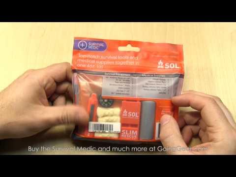 AMK Survival Medic – Excellent Cheap Survival Kit