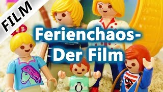 Playmobil Film Deutsch | Ferienchaos - Der Film | Kinderserie Familie Vogel | Compilation
