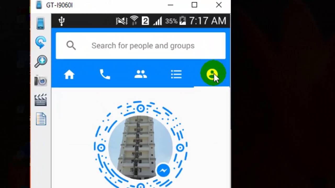 How to turn off vibration in Facebook messenger android app