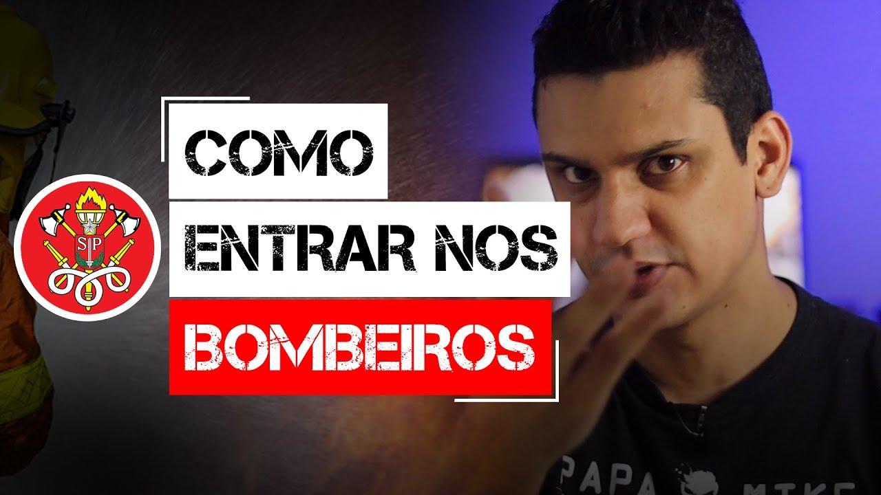 COMO INGRESSAR NOS BOMBEIROS DE SÃO PAULO?