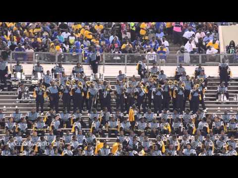 Jackson State v.s. Southern University - Trombone Battle - 2014