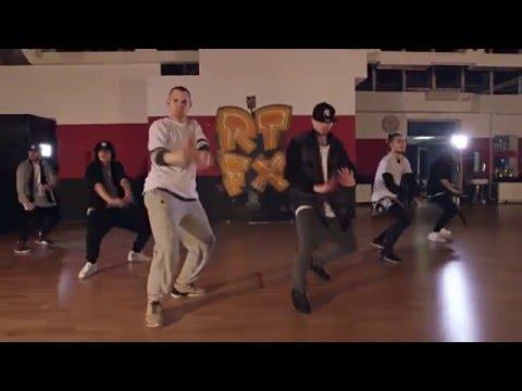Lil Bit (remix) - K Camp Ft. Chris Brown | Choreography Nicklas Milling & Aleš Trdin | @TheArtifex