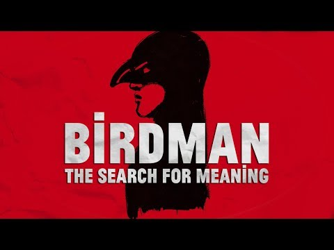 Birdman - The Search For Meaning