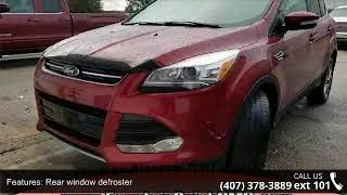 2016 Ford Escape Titanium - Fountain Auto Mall - Orlando,...