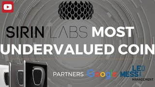 SIRIN LABS 2018 - TOP UNDERVALUED CRYPTOCURRENCY 2018