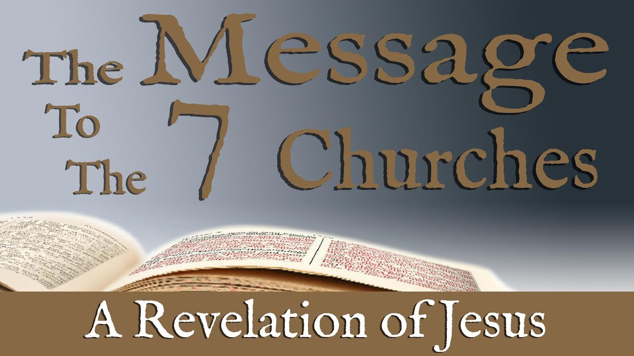 A REVELATION OF JESUS PART 1