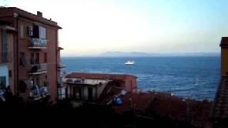 Isola del Giglio (Italia): frammento... in musica (05/09/2009)