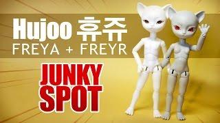 Hujoo 휴쥬 Freya and Freyr Doll Review JUNKY SPOT