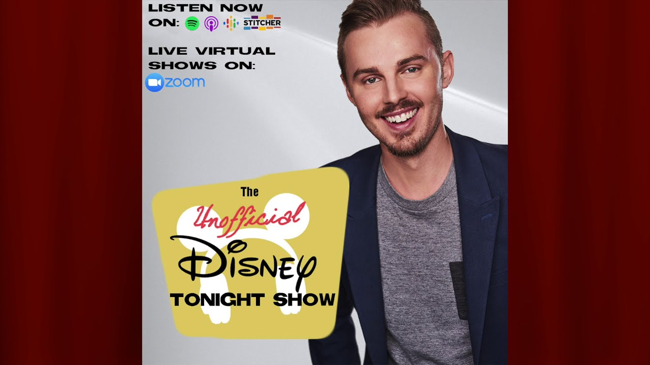 Introducing The (Unofficial) Disney Tonight Show!