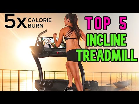 Use-up More Calories around the Treadmill With Inclines