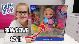 PRAWDZIWE ŁZY - BABY ALIVE SŁODKA ŁEZKA - Hasbro