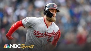 Bryce Harper's mega deal with Philadelphia Phillies 'stunning' | NBC Sports