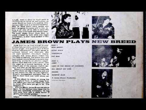 James Brown Plays New Breed FULL Album 1966
