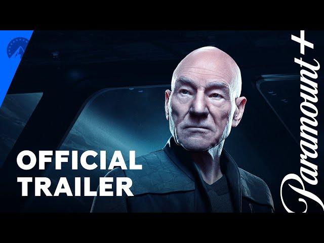 Star Trek: Picard | NYCC Trailer | CBS All Access