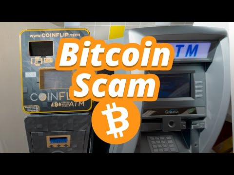 This Bitcoin Scammer Just Won't Quit