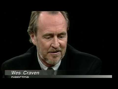 "Wes Craven interview on ""Scream"" (1997)"