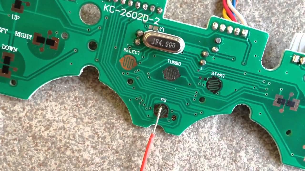 usb keyboard diagram kohler mand racing parts arcade stick pcb modding (soldering, wiring) - youtube