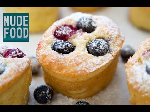 How to make Gluten-Free Almond and Coconut Friands