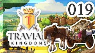 Travian Kingdoms #019: Und die Angriffe kommen rein
