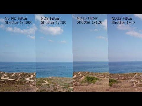 Polarpro Nd Filters Comparison For The Mavic Pro Youtube