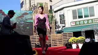 2019.10/12 제기동 한약상가 축제 무대