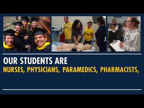 Drexel University's MS in Medical & Healthcare Simulation