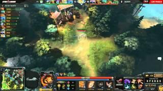 Secret vs Tinker - Game 2 (Starladder X LAN - WB Semifinals)
