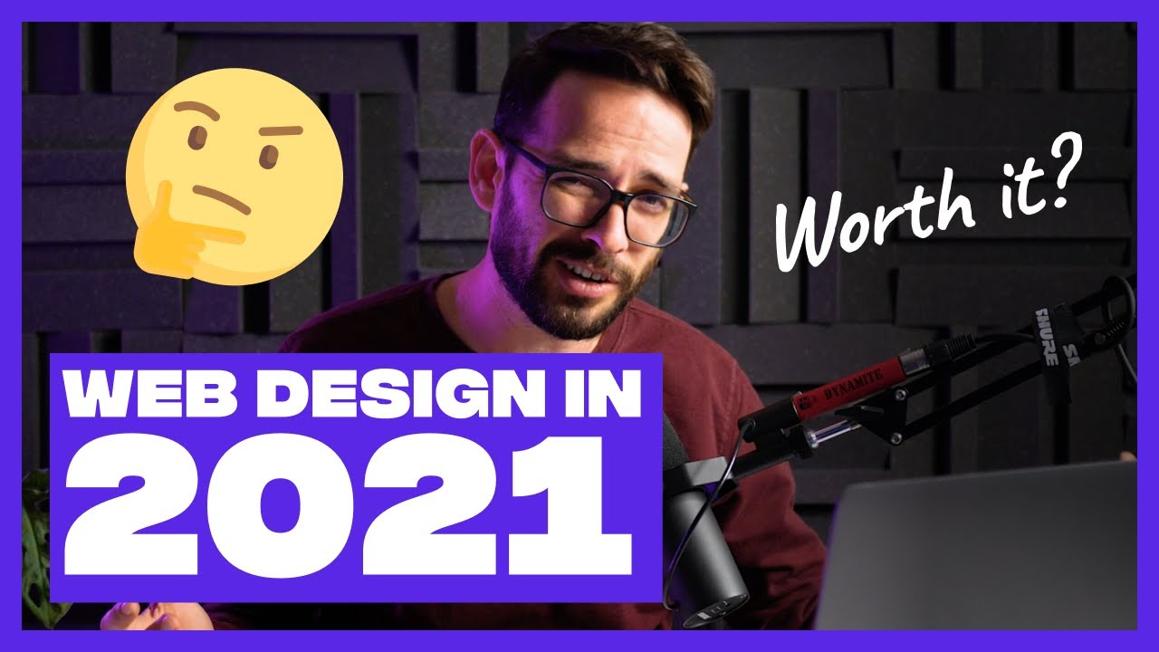Should You Become a Web Designer in 2021